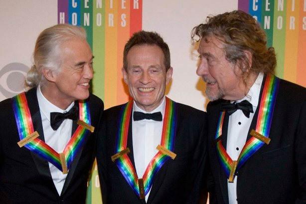 Jimmy Page, John Paul Jones, and Robert Plant are finally talking about what's next...