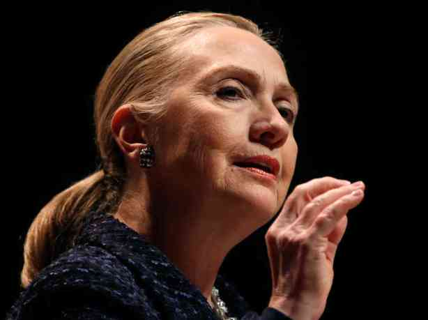 Will Hillary be the first female U.S. president in 2016?